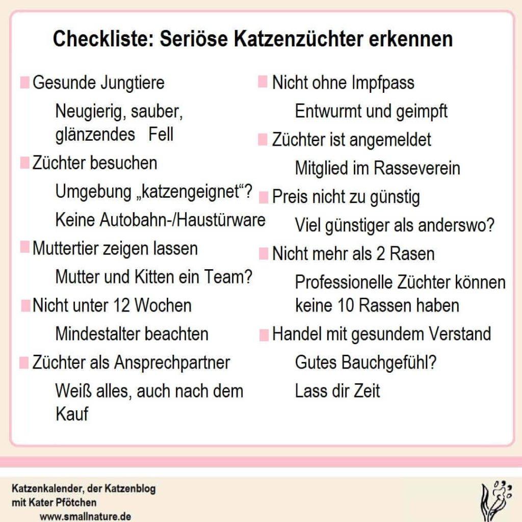 checkliste-serioesen-katzenzüchter-finden-erkennen